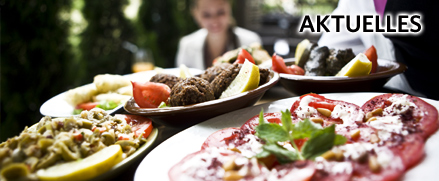 Aubergine Catering- Aktuell